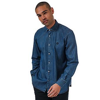 Men's Henri Lloyd Shirt in Blue