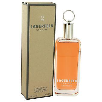 LAGERFELD door Karl Lagerfeld Eau De Toilette Spray 3.3 oz