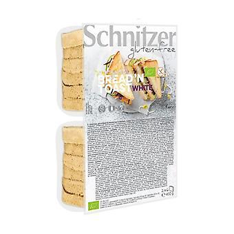 White sliced bread 400 g
