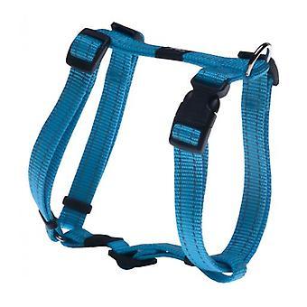 Rogz Arnés Nylon Liso Azul Claro (Perros , Collares, correas y arneses , Arneses)