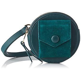 Liebeskind Berlin - Women's crossbody bag, 4 x 11 x 11 cm, Green (forest green), 4x11x11 cm