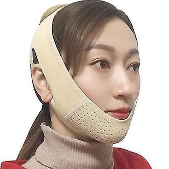 Bej fata de ridicare v în formă de curea de slăbire x4618