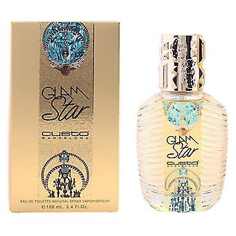 Women's Perfume Glam Star Custo EDT