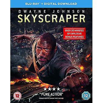 Skyscraper Blu-ray Digital Télécharger