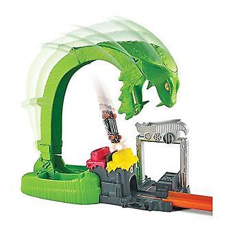 Racetrack Mattel Hot Wheels Toxic Snake