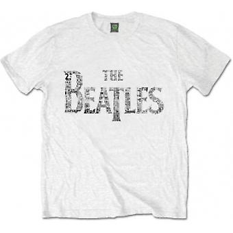 The Beatles Drop T Tickets Heren Wit Tshirt: XXL