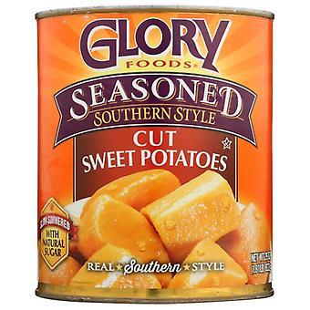 Glory Foods Potato Sweet, Case of 12 X 29 Oz