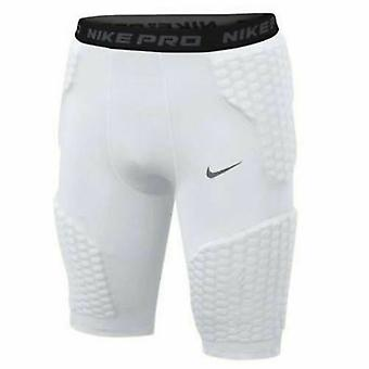 Nike Basketball Lightweight Compression Mens Fitness Shorts White 336706 100