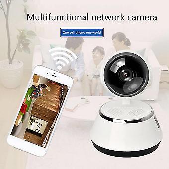 شبكة لاسلكية ذكية واي فاي مراقبة كاميرا المراقبة الرؤية الليلية