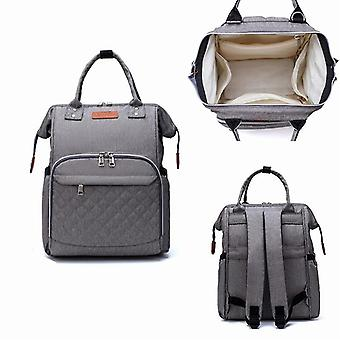 Oxford Cloth Large Capacity Baby Backpack(Black)
