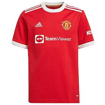 Manchester United Boys Trikot Heimtrikot 2021/22