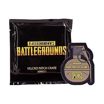 PUBG, Velcro Patch Crate - Series 1
