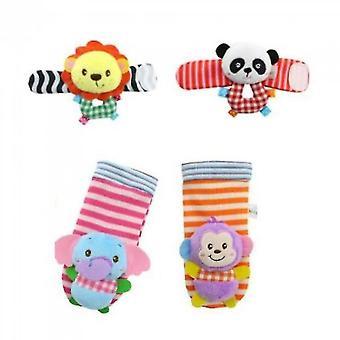 Měkké dětské ponožky Vzor hračky(S3)