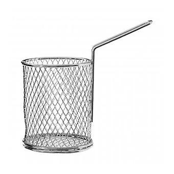 Round Mini Fryer Basket