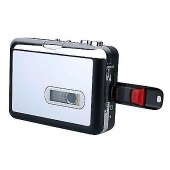 קלטת נגן-USB Walkman-קלטת ממיר MP3 עם אוזניות