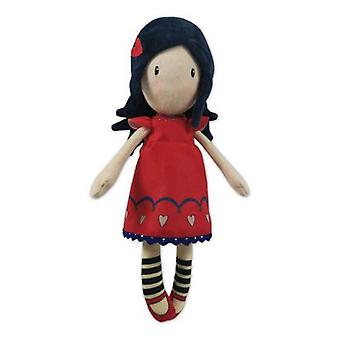 Rag Doll Love Grows Gorjuss Red Polyester (30 cm)