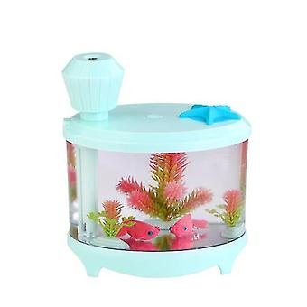 Humidifiers air humidifier colorful night light usb 460ml capacity air humidifier|air humidifier