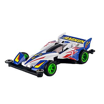 Four-wheel Drive Brothers Four-wheel Drive Victory Assault Tamiya Cyclone Assault New Triangle Arrow Assembly Toy