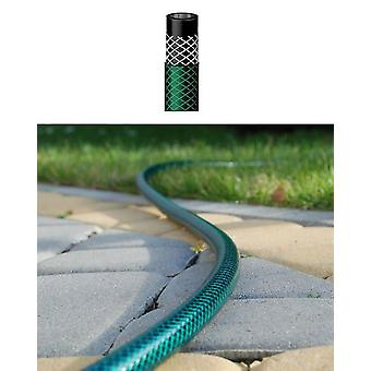 Very Long Strong Three Layer Garden Hose Pipe 35-100m Length 1/2