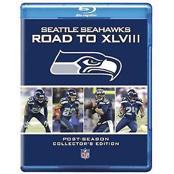 Seattle Seahawks: Veien til Xlviii [BLU-RAY] USA import