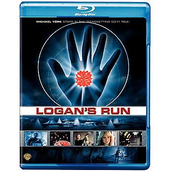 Importación de Logan USA Run [BLU-RAY]