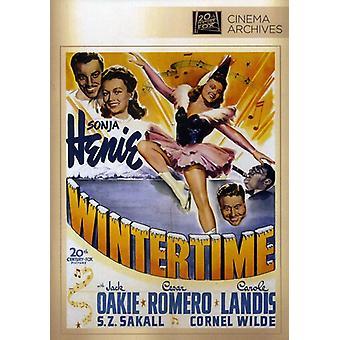 Importación de USA de invierno [DVD]