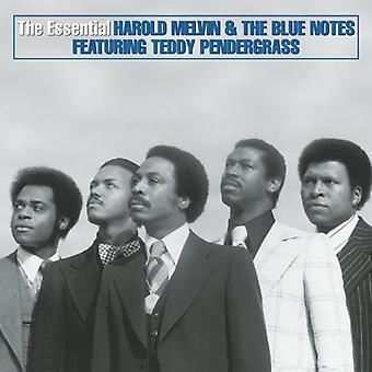 Harold Melvin & Blue Note - importazione USA essenziale Harold Melvin & Blue Note [CD]