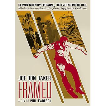 Framed (1975) [DVD] USA import