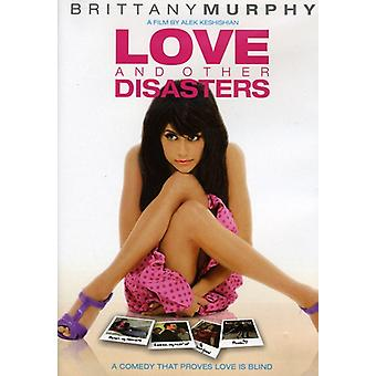 Importer des amour & USA Other Disasters [DVD]