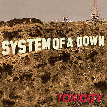 System of a Down - Toxicity [CD] USA import