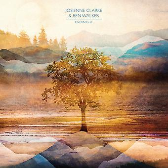 Josienne Clarke and Ben Walker - Overnight [Vinyl] USA import
