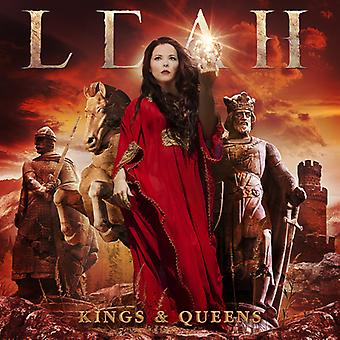Leah - Kings & Queens [CD] USA import