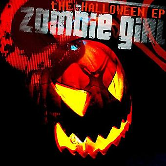 Zombie Girl - Halloween EP [CD] USA tuonti