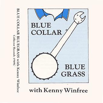 Kenny Winfree - Blue Collar Bluegrass [CD] USA import