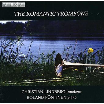 Christian Lindberg - importación de Estados Unidos el trombón romántico [CD]