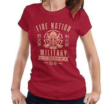 Fire Is Fierce The Legend Of Korra Women's T-Shirt