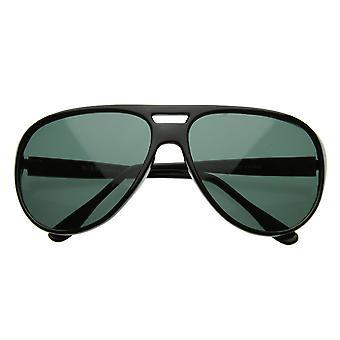 نظارات الطيار X كبيرة دمعة البلاستيك الرجعية الكلاسيكية ث/عدسة G-15