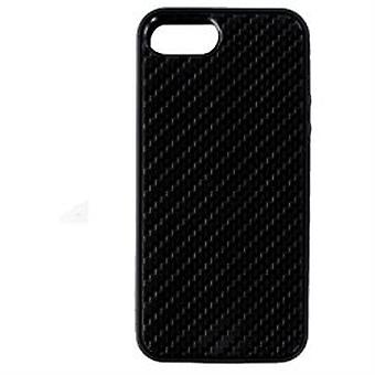 Technocel grafiet Hybrigel Case voor Apple iPhone 5 - zwart