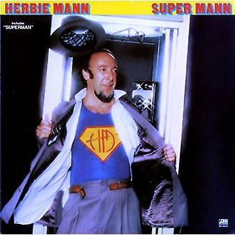 Herbie Mann - Super Mann [CD] USA import