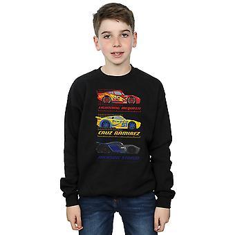 Disney drenge biler Racer profil Sweatshirt