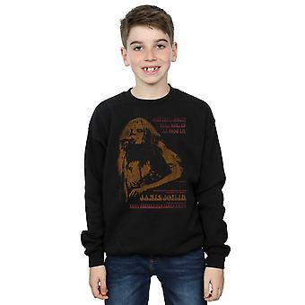 Janis Joplin Boys Madison Square Garden Sweatshirt