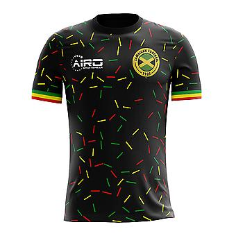 2020-2021 Jamaica Third Concept Football Shirt