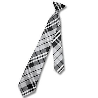 A clip cravatta PLAID gioventù del Vesuvio Napoli ragazzo collo cravatta
