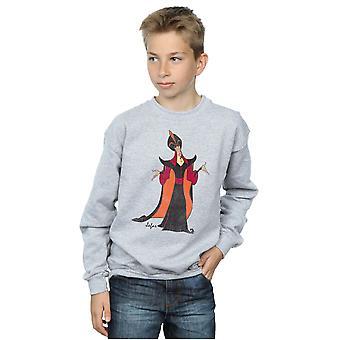 Meninos Disney Aladdin clássico moletom de Jafar