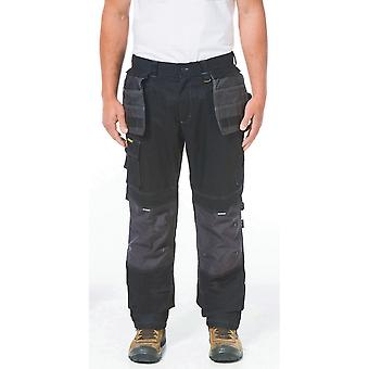 Caterpillar Mens H2O Defender Water Resistant Workwear Trousers