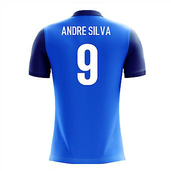 2020-2021 Portugal Airo Concept 3ª Camisa (Andre Silva 9) - Kids