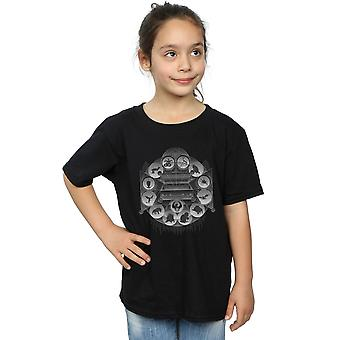 Bestias fantásticas niñas MACUSA bestias t-shirt