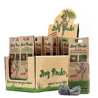 Dog Rocks Lawn Burn Supplement stop pet urine ruining your lawn 3 packs 3 X 200g