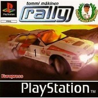 Tommi Makinen Rally - New