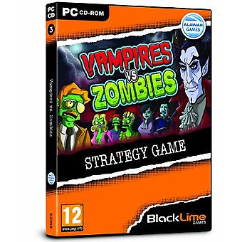 Vampires vs. Zombies (PC DVD) - Nowość